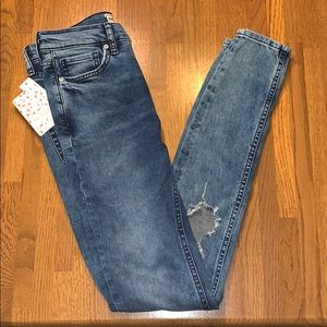 Free People Skinny Jeans